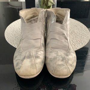 FREE Puma silver shoes 7.5